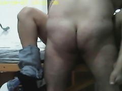Fuck during Brazilian wax