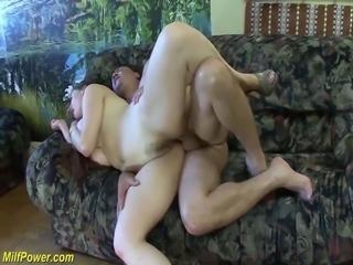 big boob hairy Milfs first rough anal sex
