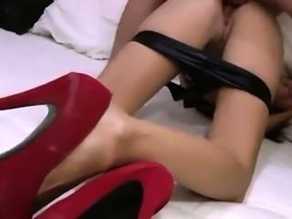 Amateur hardcore anal