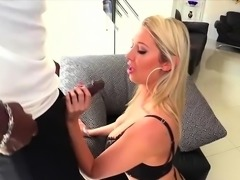 Lexingtons fucks Lexi Lowe bouncy butthole with his BBC