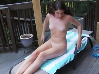 String Bikini Closeups - 3