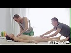 Massage parlor tube