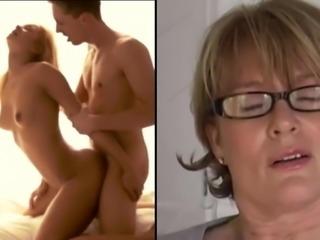Erotic fantasy of a MILF