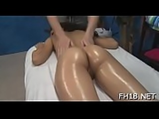 Round assed girl is nailed in doggy style after giving a head