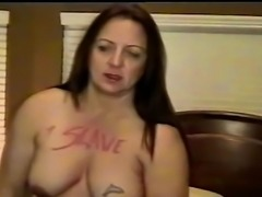 Slut Ann needs to be and loves being a slut