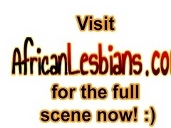 Skillful young lesbians from Africa are getting their