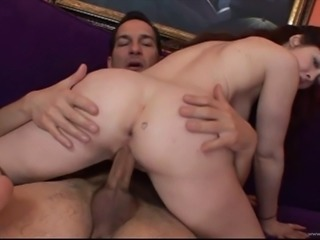 Mae Victoria enjoys oral sex and shows her dick-riding talent