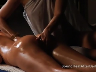 The Roman Dreams: Lesbian Mistress Enjoys In Erotic Massage