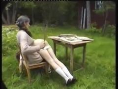 granny birching