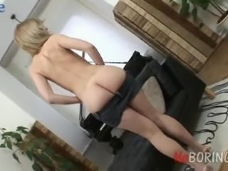 Anal masturbation is turned into hard anal fuck with lusty Shadow Star