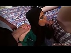 Arab school girl and amateur creampie xxx Desperate Arab Woman Fucks