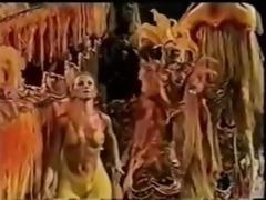 Peladas no carnaval no Rio de Janeiro