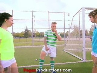Pegas Productions - 2 Teens Nailed by their Soccer Coach