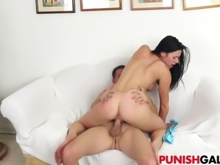 Pretty Cutie Kymberlee Anne Gets Punished