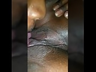horny ebony wife fucked good I found her at 8hookup.com