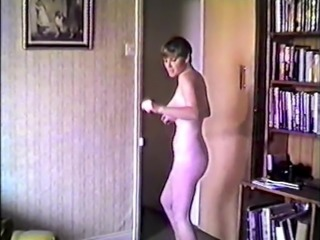 HIT & TITS - vintage 80's big tits strip dance tease