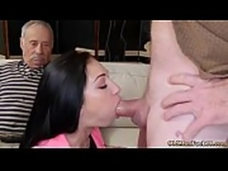 Old man with huge cock Dukke the Philanthropist