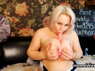This Fat BBW Has A Pair Of The Biggest Tits Ever