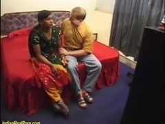 busty desi indian teen big cock banged
