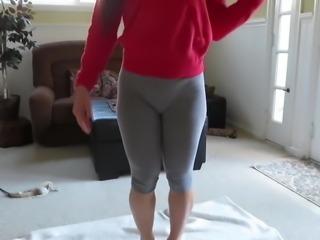 Yes!!! fitness hot ass hot cameltoe 139
