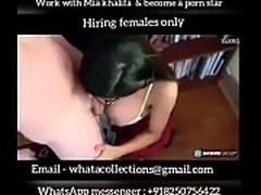 Meet Mia khalifa and become a porn star