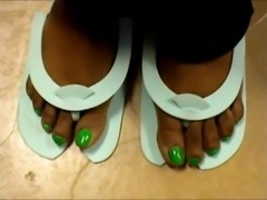 Claudia Sexy Toes