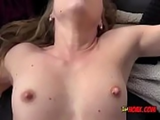 Horny Teen Angel Emily Gets Screwed And Creamed