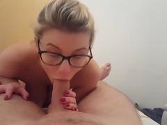 Sexy couple on webcam