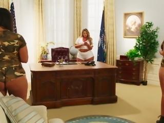 Bonus Footage - Oval Office.