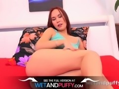 Wetandpuffy - Daniella Bella - Wet Teen Pussy
