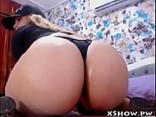 Plumper Cute Girl Webcam