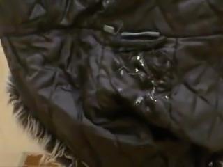 Wanking jacket Identic