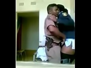 Cops fuck secretly