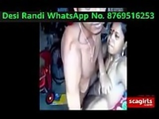 Hot Desi College Girl Kissing With Lover and Boob Press (new)