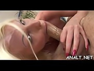 Barely legal gal receives an electrifying fucking session
