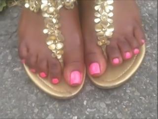 Shantel Pink Toes
