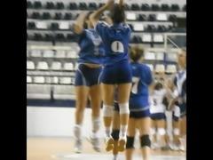 Julieta Alexandre, bella voleibolista argentina