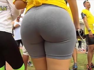 Candid Voyeur Booty Bunda Butt Rabuda Pawg Ass 91MLN-100MLN