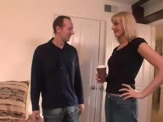 Fast picked blondie Darryl Hanah lets just met dude fuck her anus