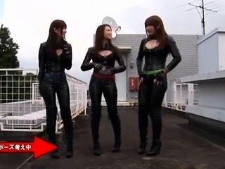 double permeated group sex latex