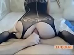 My Wife tit fuck virgin cum ignores hubby