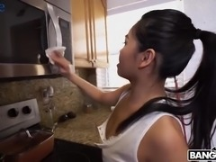 Real Vietnamese whore Cindy Starfall is actually ready to be fucked hard