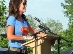 Sarah Palin Jerk Off Challenge
