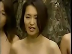 Japanese Nudists sing