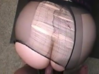Boy fuck nylon milfs and cum