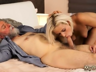 Old natural milf first time Surprise your girlplayfellow and