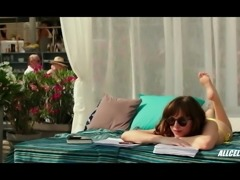 Dakota Johnson's Fully Nude Scenes - 50 Shades Freed