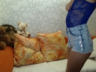 Live show hot girl - stunning fisting 01 hd