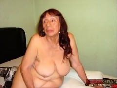 LatinaGrannY Nude Pictures Collection Compilation
