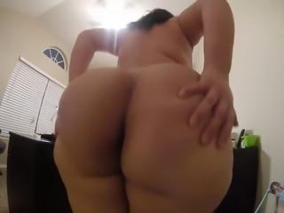 Sexy Big Booty Sabella Monize Twerk